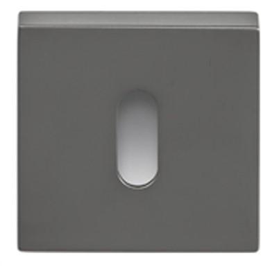 Colombo Design MM13BB - Baardrozet vierkant - Grafiet mat