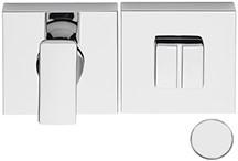 Colombo Design MM29BZG- Toiletrozet vierkant - Wit mat