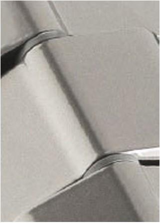 Tectus scharnier TE527 - Nikkel mat