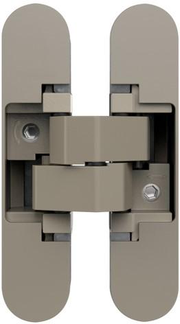 Anselmi softclose scharnier AN 108 SC45 - Nikkel mat