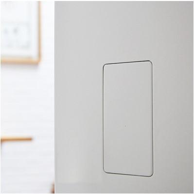 No-Ha 2.0 Slide tweezijdige schuifdeurgreep - deurdikte 50 mm