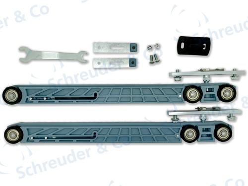 ROB Ophangkit Expert Compact 120 kg met softclose en softopen