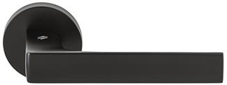 Deurkruk Robocinque - Zwart mat
