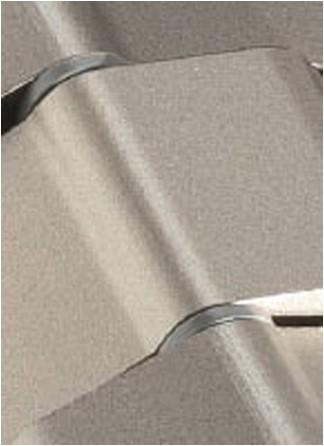 Tectus scharnier TE527 - RVS look