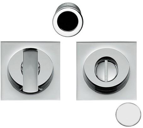 Toiletgarnituur OpenSQ Flush - mat wit / vierkant