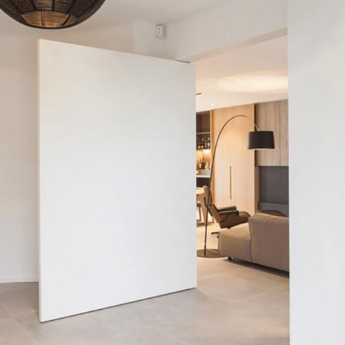 FritsJurgens taatsdeur System One - rechthoekige vloerplaat