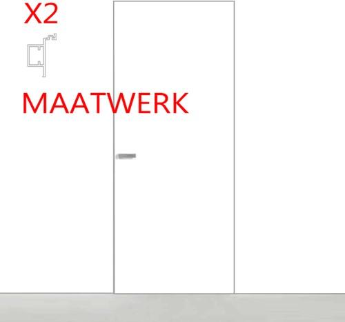 Xinnix X2 deursysteem - maatwerk
