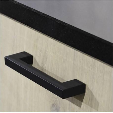 Z0130 meubelgreep mat zwart